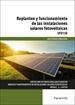 Replanteo y funcionamiento de las instalaciones solares fotovoltaicas