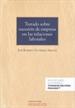 Tratado sobre sucesión de empresa en las relaciones laborales (Papel + e-book)